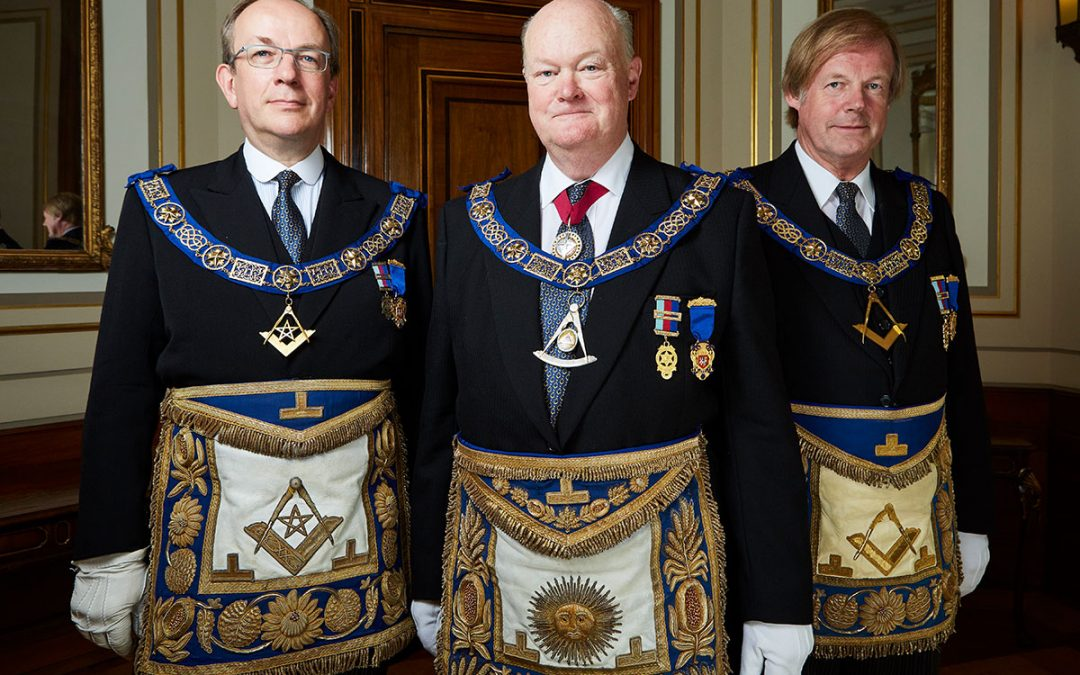 Video on what's it like to be a freemason