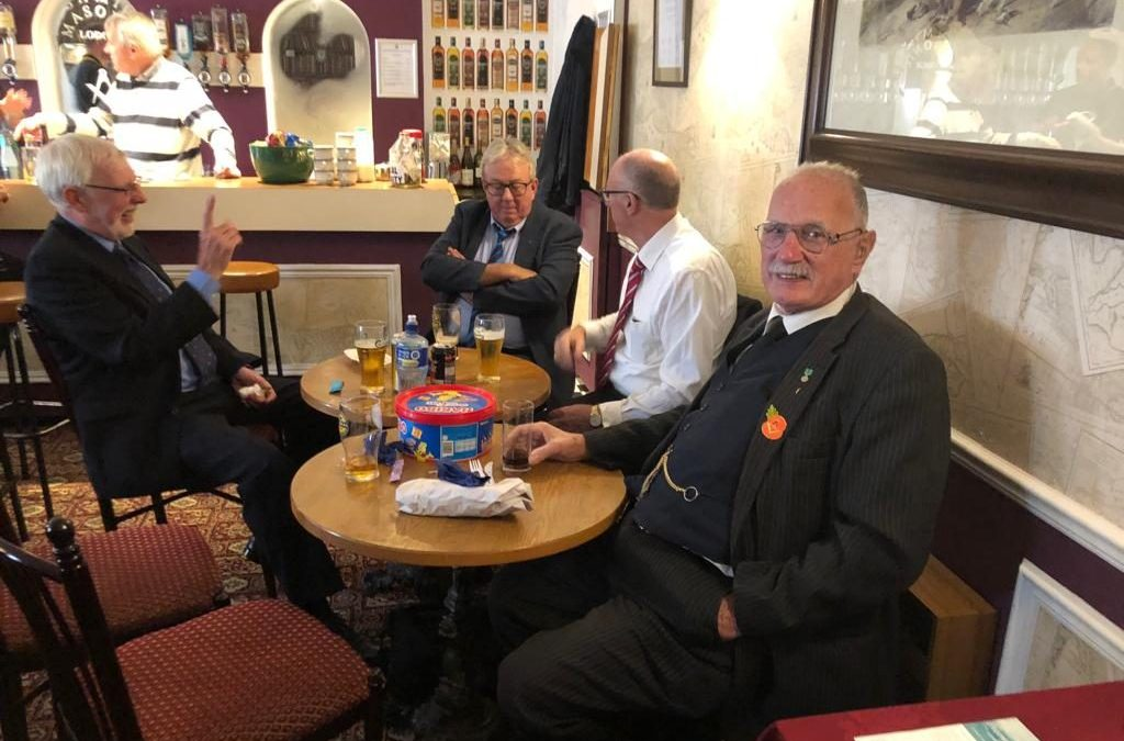 Bushmills Trip October 2018